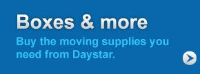 Boxes & more | Buy the moving supplies you need form Daystar.