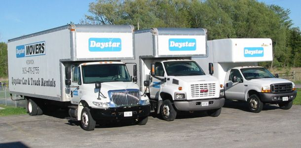 Large Rental Trucks